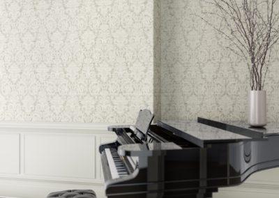 Venetian Heritage 66 Piano Room NEW