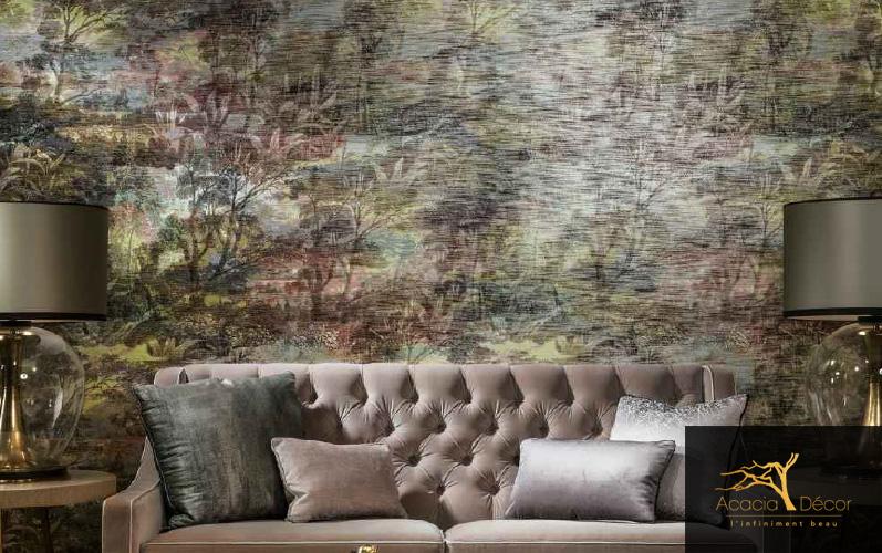 Avalon | L'impression flamboyante by Arte