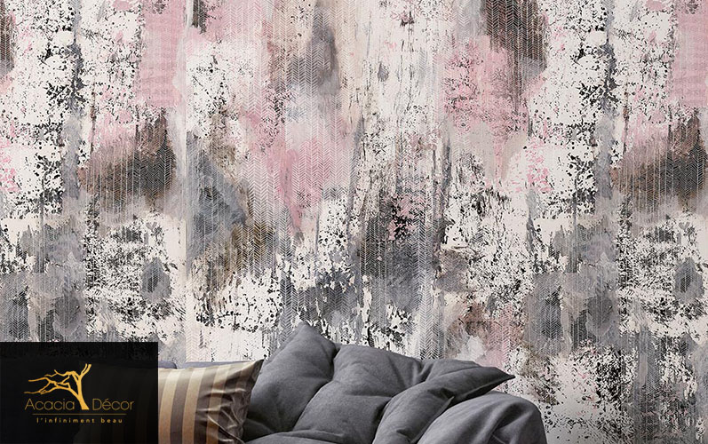 wallpepper revetement sur mesure acacia decor
