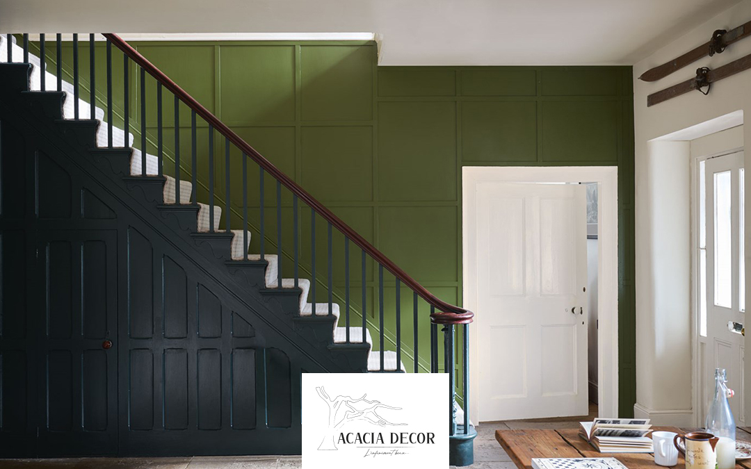Quelques secondes d'inspiration | Farrow & Ball